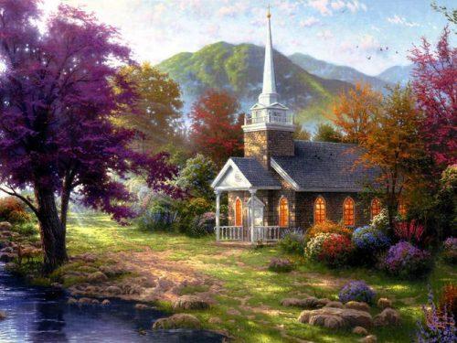 Tranh sơn dầu và xu hướng chọn lựa tranh sơn dầu trang trí