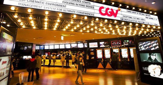 Cách mua vé xem phim CGV online giá rẻ