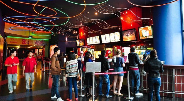 Giá vé xem phim rạp Quốc gia và một số ưu đãi thường nhật