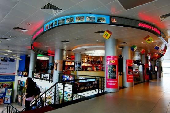 Địa chỉ rạp chiếu phim Quốc gia ở Hà Nội