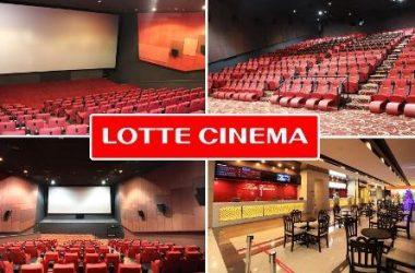 Giá vé xem phim Lotte Cinema ngày càng nhiều ưu đãi