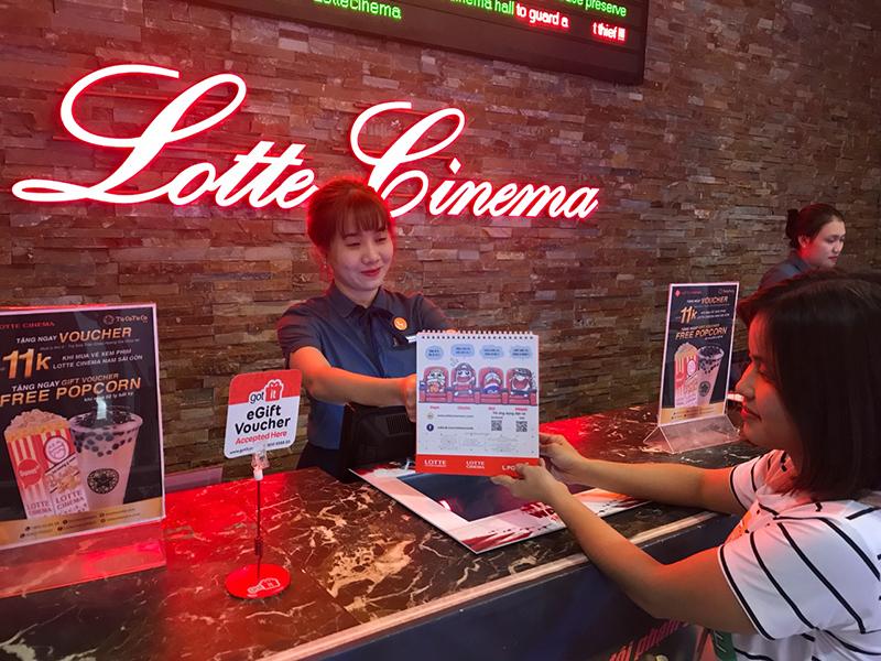 Lotte Cinema vào Việt Nam đã 10 năm