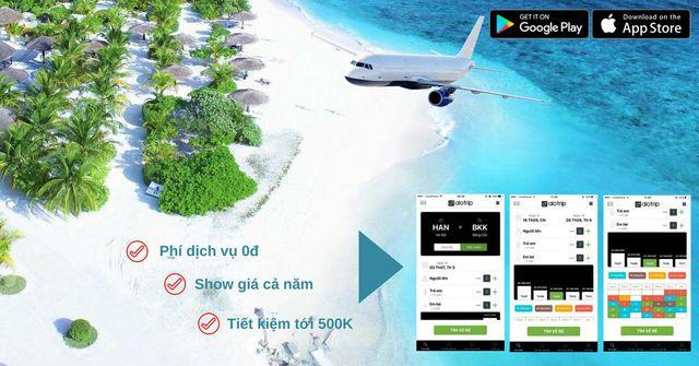 phần mềm săn vé máy bay giá rẻ