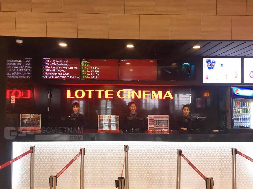 Mách bạn top các rạp chiếu phim ở Hải Dương cực hay cho dịp cuối tuần