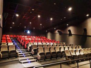 Các rạp chiếu phim ở Nha Trang