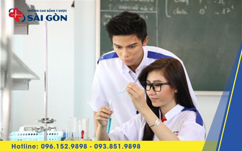 Điều kiện xét tuyển trường Cao đẳng Y Dược Sài Gòn năm 2021