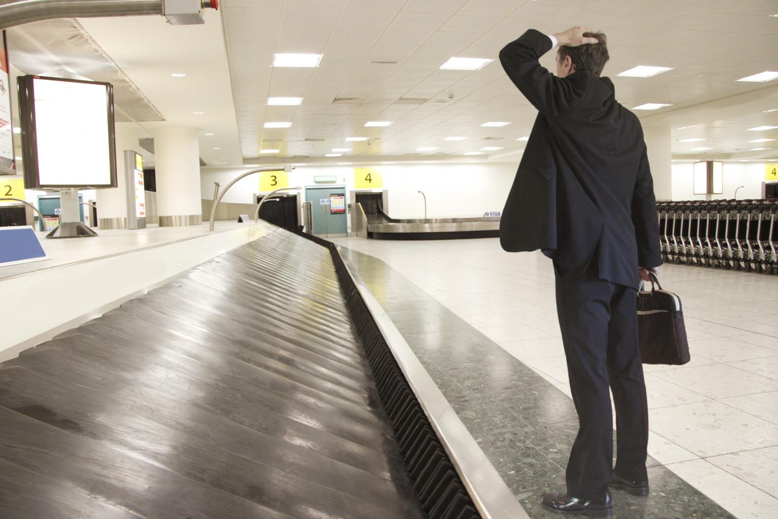 Cách sử lý khi hành lý bị thất lạc ở sân bay