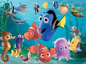 """Phim Hoạt Hình """"Đi Tìm Nemo"""""""