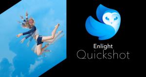 App chỉnh anh Enlight Quickshot