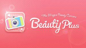 App sống ảo Beauty Plus